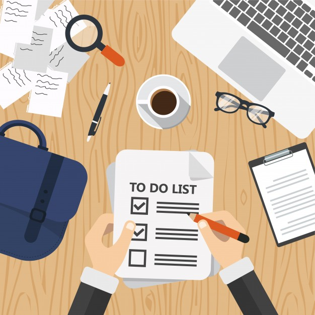 Time Management in office  –  Reasons you don't have a To-do list.