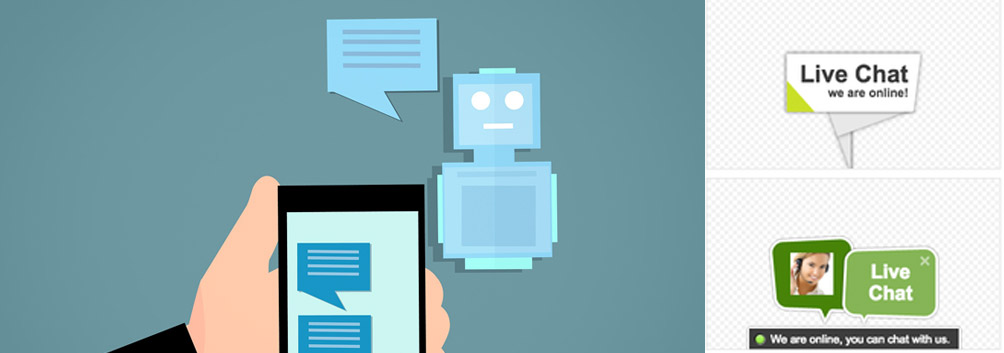 Reason Why You Need Live Chat or Bot Chat on Your Website